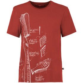 E9 M's Preserve T-Shirt wine